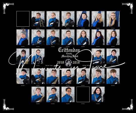 2019 Crittenden Band