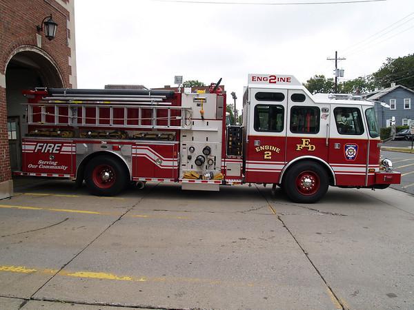 Englewood, NJ - Engine 2