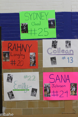 130206 Girls Varisty Basketbll Senior Night
