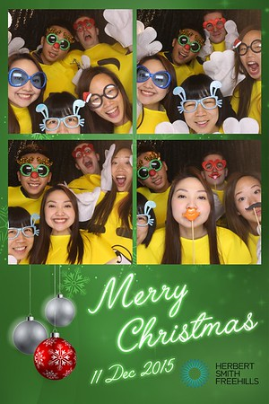 HSF Christmas Party 11 Dec 2015