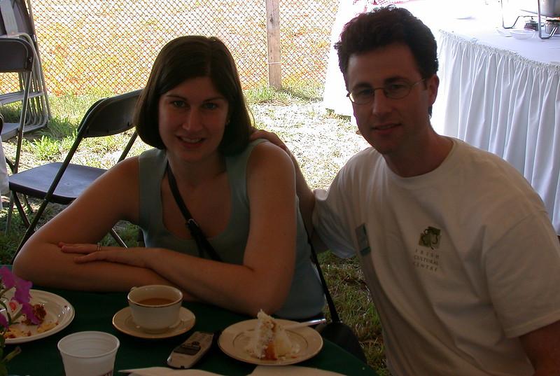 Rachel and Glenn