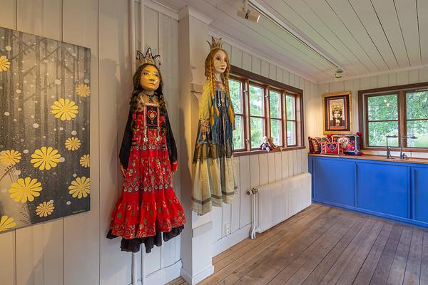 Ylva & Elna | Crafted by HAND Sätergläntans butik