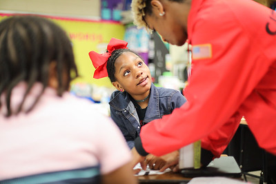 In School Photographs 2019 - City Year Little Rock