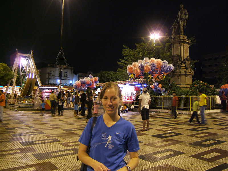Day 1 - Manaus - Fun Christmas celebrations in Manaus.