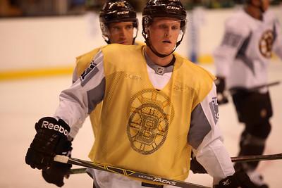 2015 Boston Bruins Training Camp