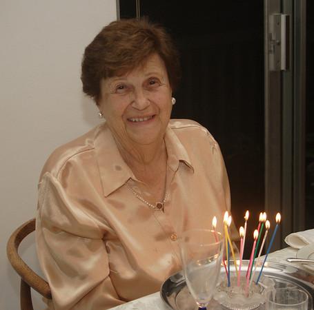 Eva's 85th Birthday