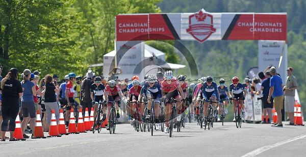 Championnats canadiens sur route Élite | Jour # 4