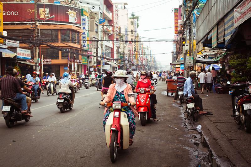 Saigon Series