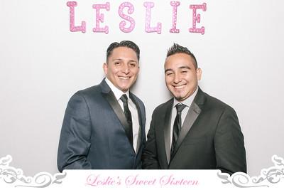 leslie's sweet 16
