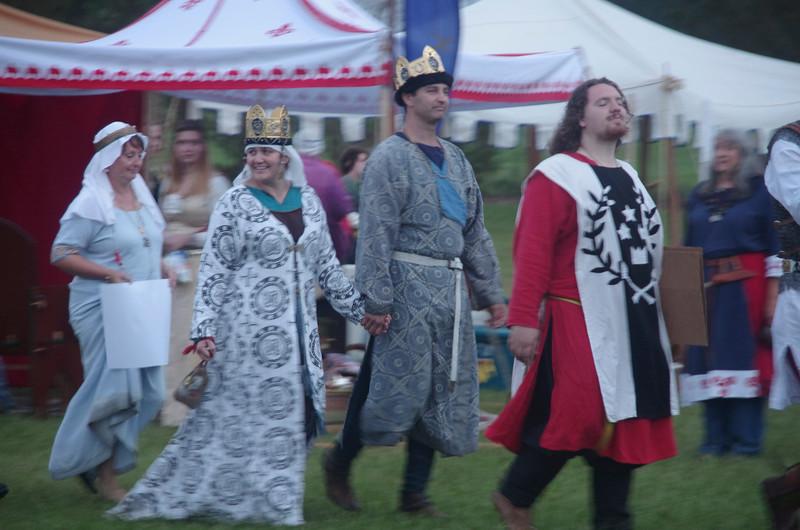 Their Royal Majesties Mordan and Emelyne