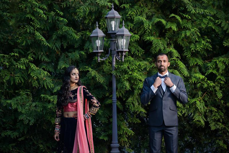 Darshan and Shivangi Wedding - Day 2