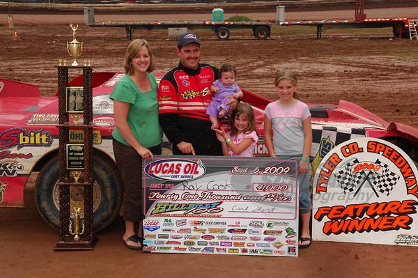 Tyler County Speedway (WV) 9/6