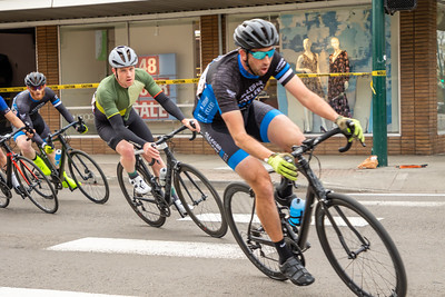 Tour of Walla Walla Downtown Criterium, April 13, 2019: Cat 4/5 and Cat 3 Races