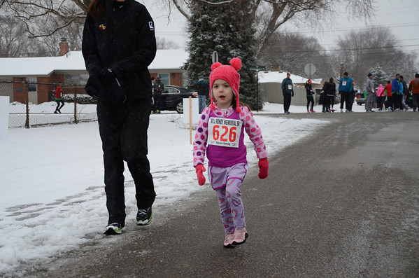 1 Mile Fun Run - 2013 Bill Roney 5K
