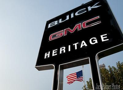 BUICK-GMC    'HERITAGE' ROCKWALL, TX.