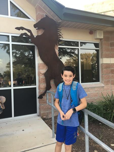 Matthew | 4th | Steiner Ranch Elementary School