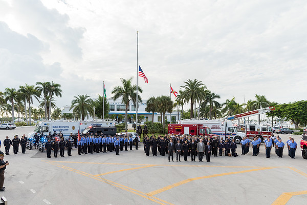 MPD 9/11 Ceremony 2018