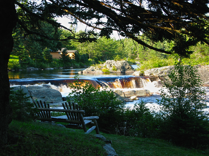 Liscombe River Bench