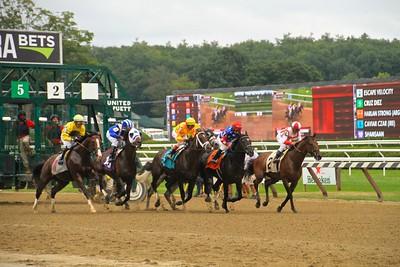 SARATOGA  HORSERACING - 2017