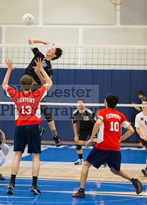 WS Boys Varsity Volleyball 2017-18