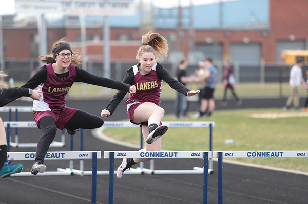 PV Jr High Meet @ Conneaut 4-8-19