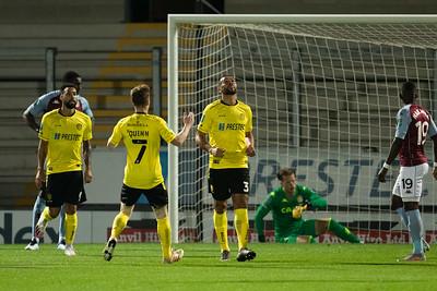 Burton Albion v Aston Villa (150920)