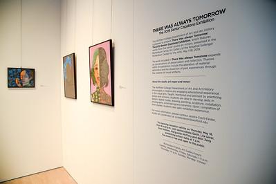 Art Senior Capstone Exhibit