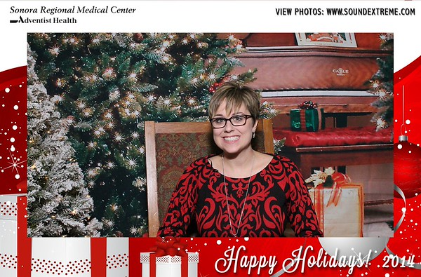 Sonora Regional Medical Center Holiday Party 2014