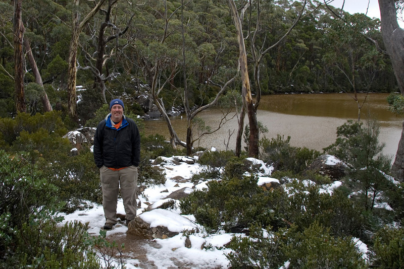 Me, Mount Field National Park - Tasmania, Australia