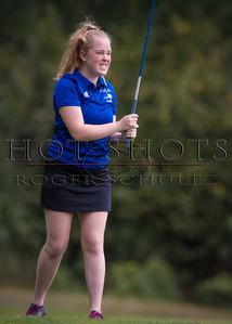 H-DN Girls' High School Golf 2017-18