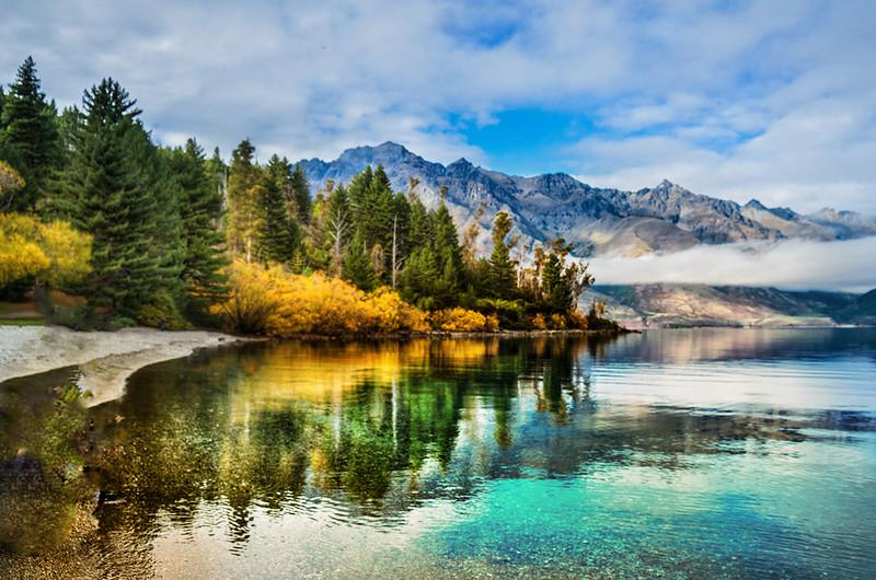 The Magic Of New Zealand