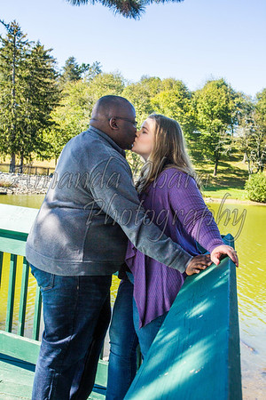 Laura & Paul's Engagement Session ( Green Hill Park, Worcester, Ma )