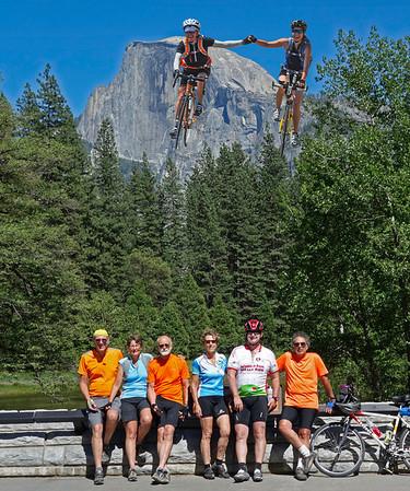 Yosemite by Bike