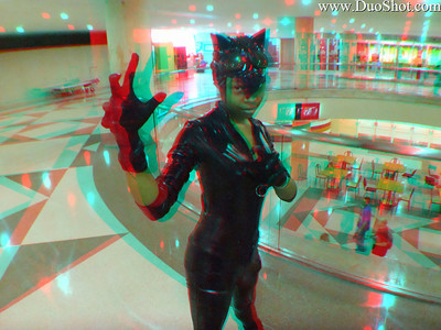 NYCC 2011 Friday Anaglyph