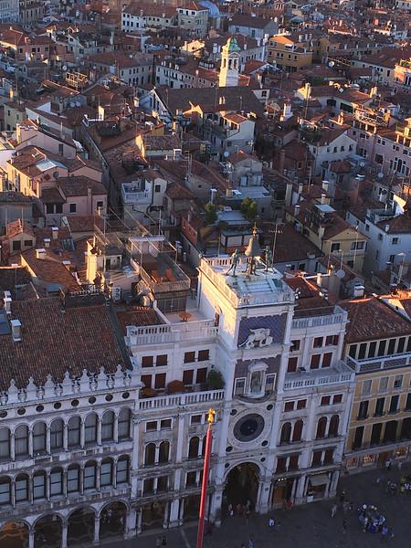 Clock Tower (Torre dell'Orologio). Venice