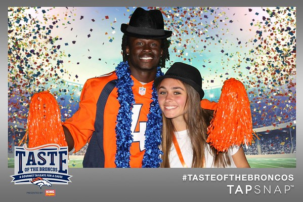 Taste of the Broncos 2018
