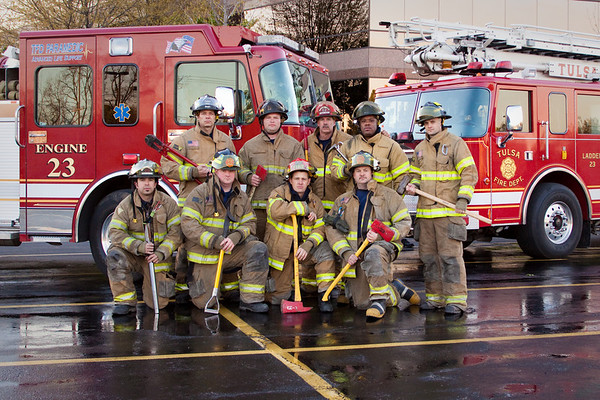 Firefighters of Station 23