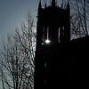 Gerberding Hall tower