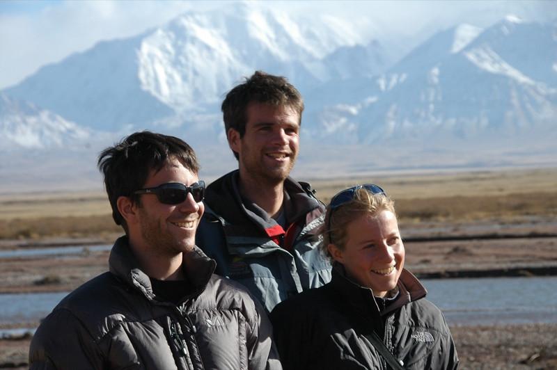 Travelmates and Mountains - Lenin Peak, Kyrgyzstan