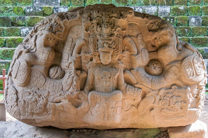 Mayan Ruins of Quirigua, Guatemala