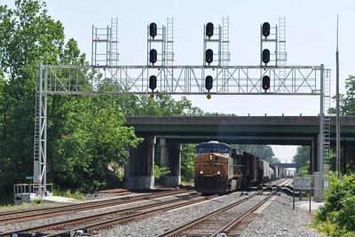 Q439 Selkirk, NY to Hamlet, NC