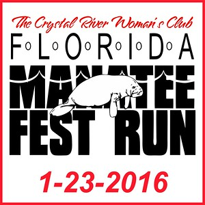 2016.01.23 FL Manatee Fest Run