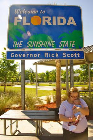 Ryder's 1st Visit to FL