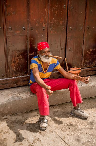Street Scenes - The Republic of Cuba