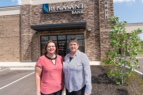 Renasant Bank Employee Headshots (May 2019)