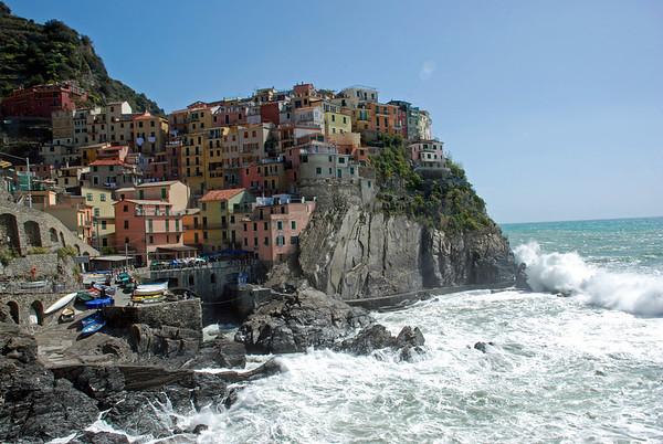 Italy-Cinque Terre & Bellagio 2008