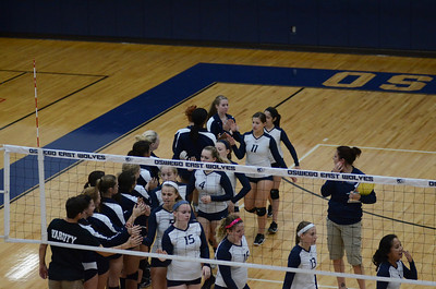 Girls Soph. Volleyball Vs Plainfield Central 2013
