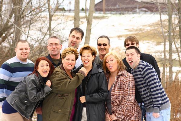 Kristin's Family
