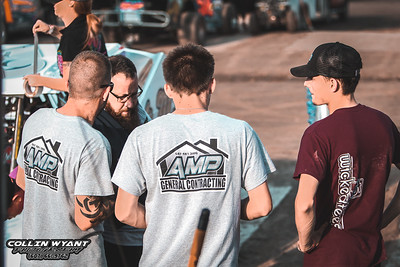 Outlaw Speedway - Collin Wyant - 7/9/21