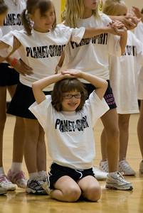 2008 July - Gina Cheerleading